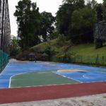 バスケットボールコート|チャイナタウン寮