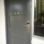 玄関|チャイナタウン寮