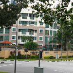 コンドミニアム外観|シンガポール留学支援センター